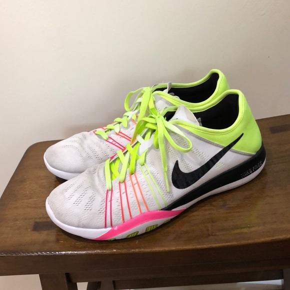 b9c85ce6 Nike Free TR 6 Training Shoe Women's 8